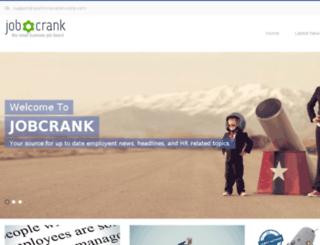 jobcrank.com screenshot