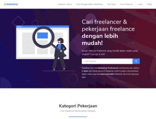 jobdesktop.com screenshot
