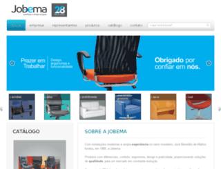 jobema.com.br screenshot