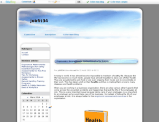 jobfit.eklablog.com screenshot