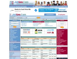 jobgeo.com screenshot