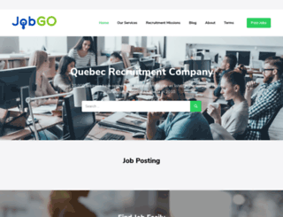jobgo.ca screenshot