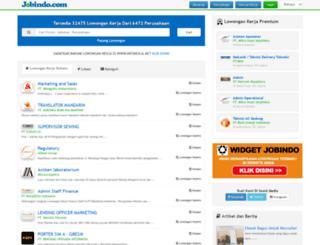 jobindo.com screenshot
