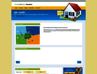 jobiscredit.com screenshot