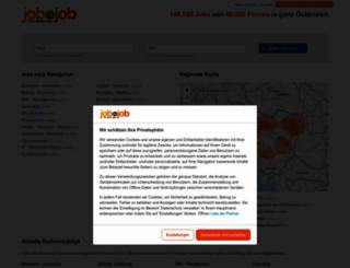 jobisjob.at screenshot