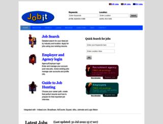 jobit.co.uk screenshot