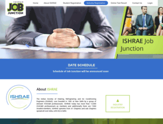 jobjunction.ishraehq.in screenshot