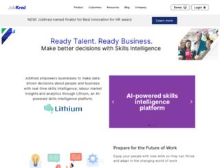 jobkred.com screenshot