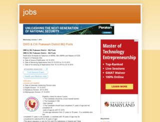 jobnewsio.blogspot.in screenshot