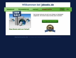jobooks.de screenshot