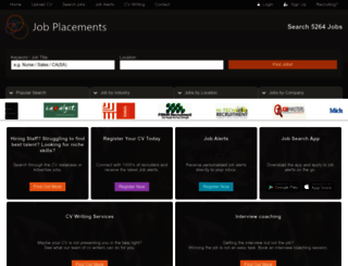 jobplacements.com screenshot
