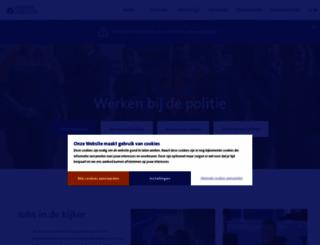 jobpol.be screenshot