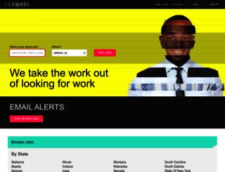jobrapidoalert.com screenshot