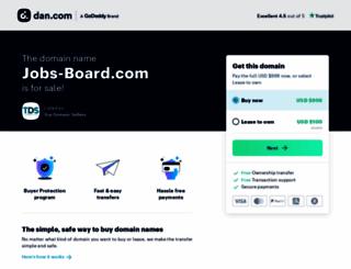 jobs-board.com screenshot