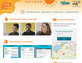 jobs-ete.com screenshot