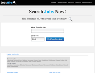 jobs-hire.com screenshot