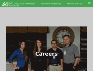 jobs-homeproperties.icims.com screenshot