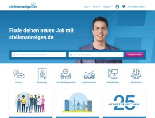 jobs-in-deiner-stadt.de screenshot