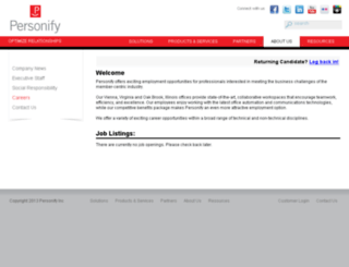 jobs-personifycorp.icims.com screenshot