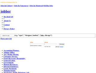 jobs-toronto.ca screenshot