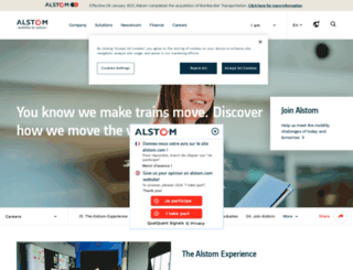 jobs.alstom.com screenshot
