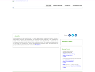 jobs.anrisolutions.com screenshot