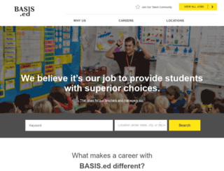 jobs.basised.com screenshot