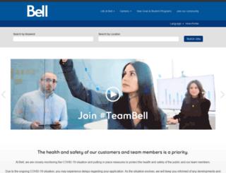 jobs.bce.ca screenshot