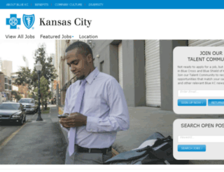 jobs.bluekc.com screenshot