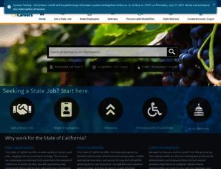 jobs.ca.gov screenshot