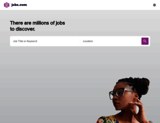 jobs.com screenshot