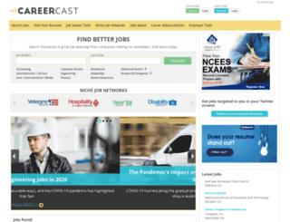 jobs.deadline.com screenshot