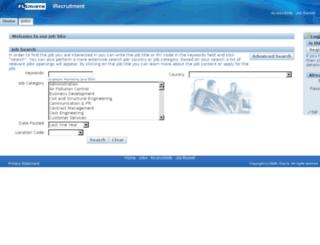 jobs.flsmidth.com screenshot