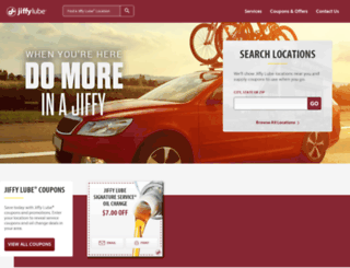 jobs.jiffylube.com screenshot