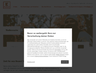 jobs.kaufland.de screenshot