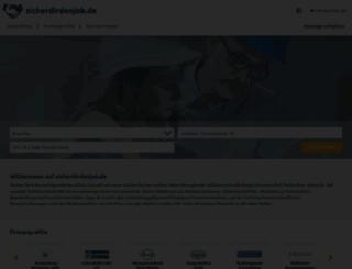 jobs.kreiszeitung.de screenshot