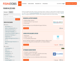 jobs.localworld.co.uk screenshot