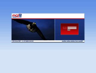 jobs.mcsgroup.com.au screenshot