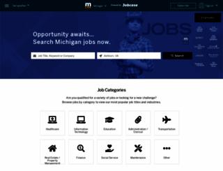 jobs.mlive.com screenshot
