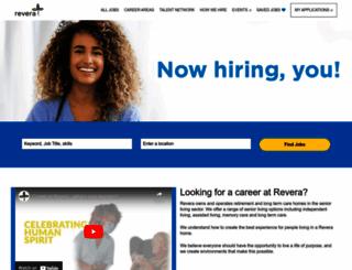 jobs.reveraliving.com screenshot