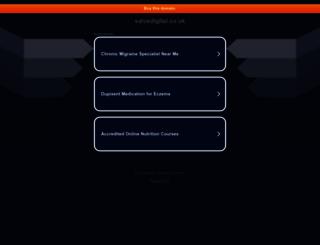 jobs.salusdigital.co.uk screenshot