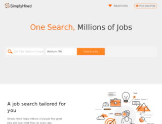 jobs.talentexchange.com screenshot
