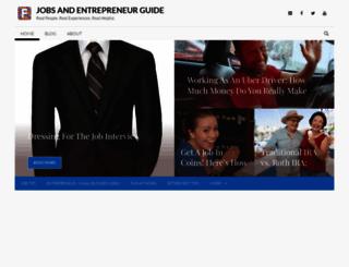 jobs.thefuntimesguide.com screenshot