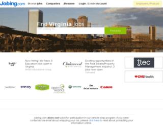 jobs.therecoveryvillage.com screenshot