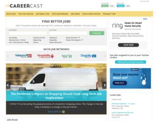 jobs.wwd.com screenshot