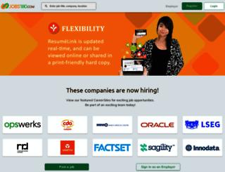 jobs180.com screenshot