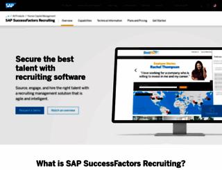 jobs2web.com screenshot