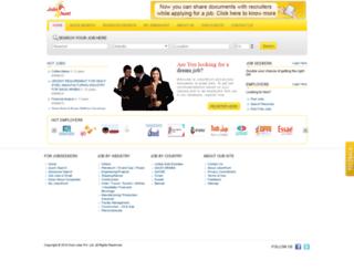 jobs4hunt.com screenshot