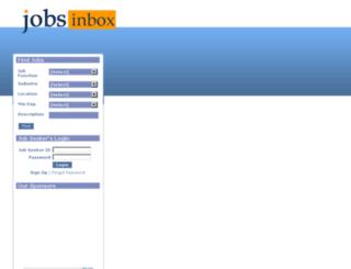jobs4ncr.com screenshot