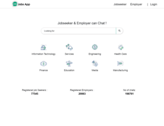 jobsapp.in screenshot